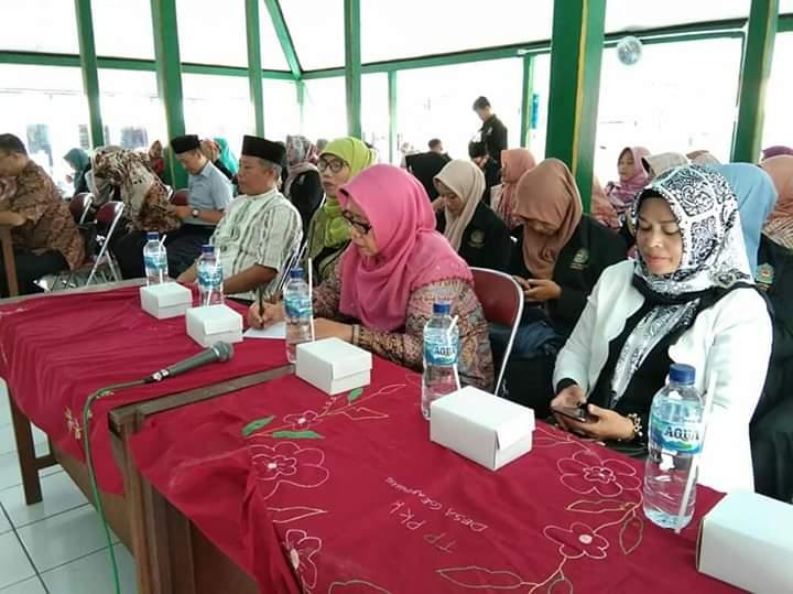 Kuliah Kerja Nyata STIT Pemalang di 7 Desa Kecamatan Moga Berjalan Lancar