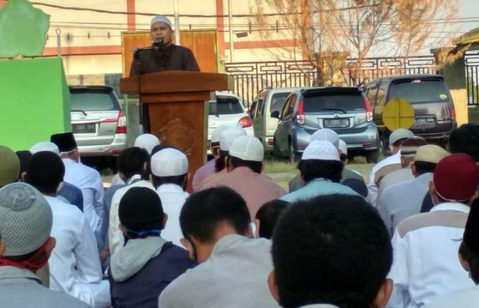 STIT Gelar Shalat Idul Adha 1441 H