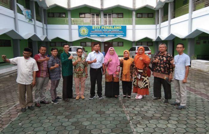 Kunjungan STIT Muhammadiyah Banjar dalam Sinergitas Pertukaran Pelajar dan Publikasi Ilmiah